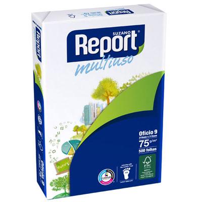 PAPEL REPORT OFICIO 9  500 fls