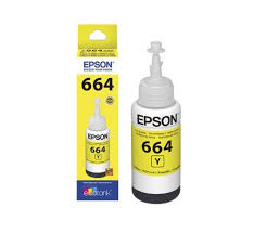 CARTUCHO EPSON T664420 AMARELO