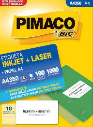 ETIQUETA PIMACO A4348