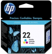 CARTUCHO HP 22 COLOR - C9352-AB