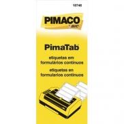 ETIQUETA PIMACO 107 X 48  1 CARREIRA 3000 un