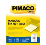 ETIQUETA PIMACO A4351