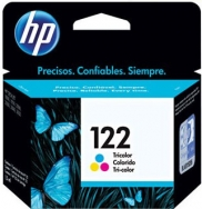 CARTUCHO HP 122   COLOR - CH562-HB