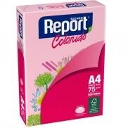 PAPEL REPORT  A4  ROSA 500 fls