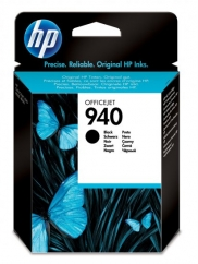 CARTUCHO HP 940 - PRETO 22 ML - C4902-A